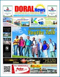 Portada The Doral News - articulo Globofran