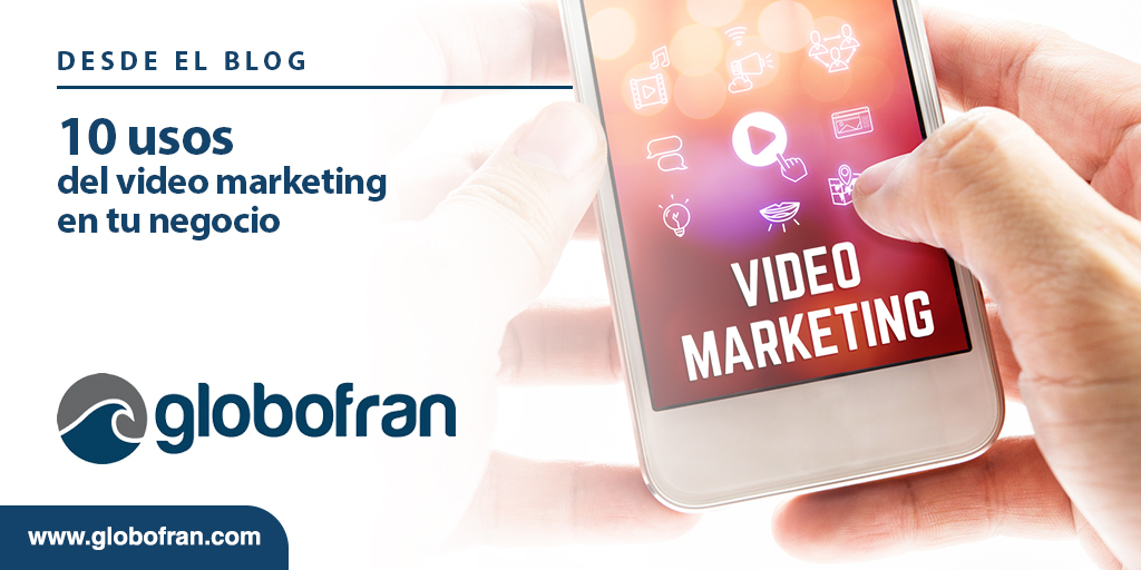 usos del video marketing en tu negocio
