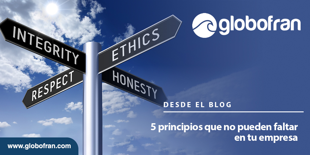 principios que no pueden faltar en tu empresa