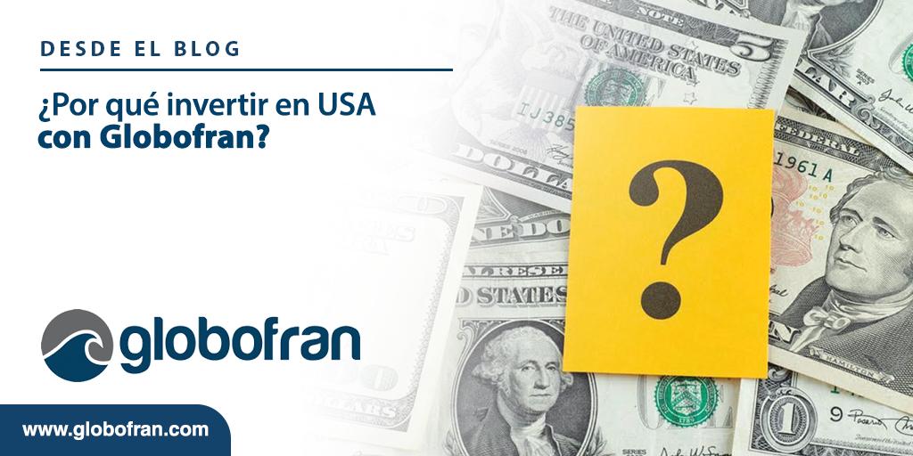 invertir en USA con Globofran