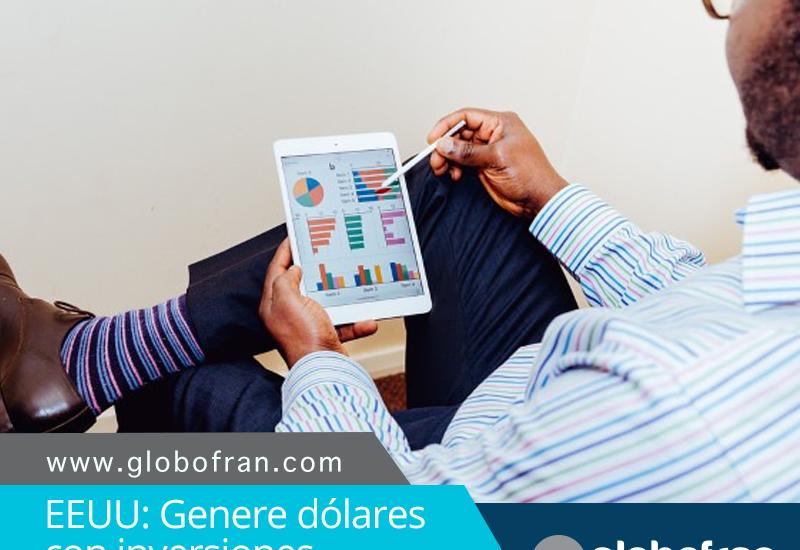 Genere dólares con inversiones sin emigrar 8-4-16
