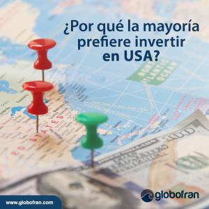 prefiere invertir en USA