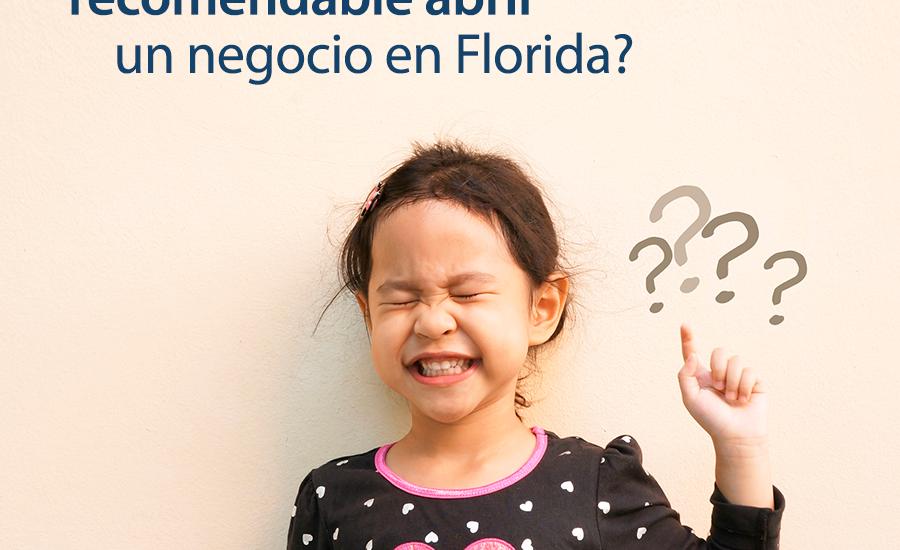 abrir un negocio en Florida