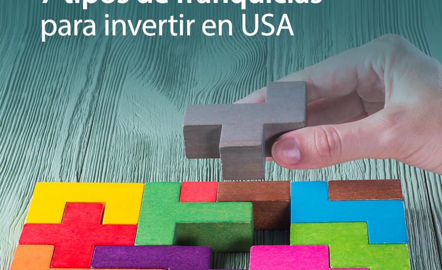 franquicias para invertir en USA