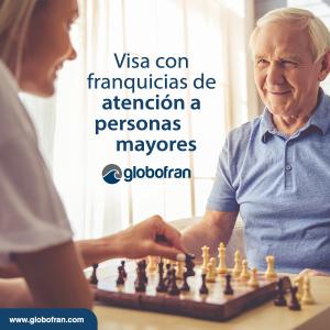 franquicias de atención a personas mayores