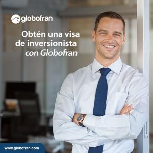 visa de inversionista con Globofran
