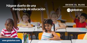 franquicia de educación